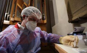 Covid 19: Alemanha com 4.426 novas infeções e 116 mortes em 24 horas