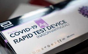 Covid-19: Entra hoje em vigor nova estratégia de testagem