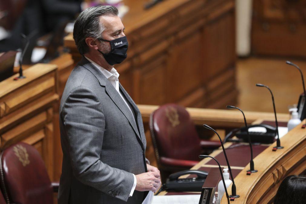 Iniciativa Liberal defende reversão da empresa Águas do Alto Minho