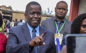 Presidente do terceiro partido moçambicano terá alta médica