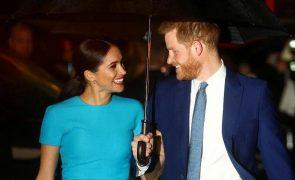 Meghan Markle e Harry vão ser pais pela segunda vez