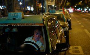 Covid-19: Taxistas apelam à possibilidade de manter a suspensão de atividade