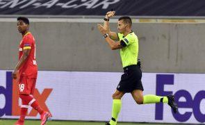 LC: Espanhol Carlos del Cerro Grande será o árbitro do FC Porto-Juventus