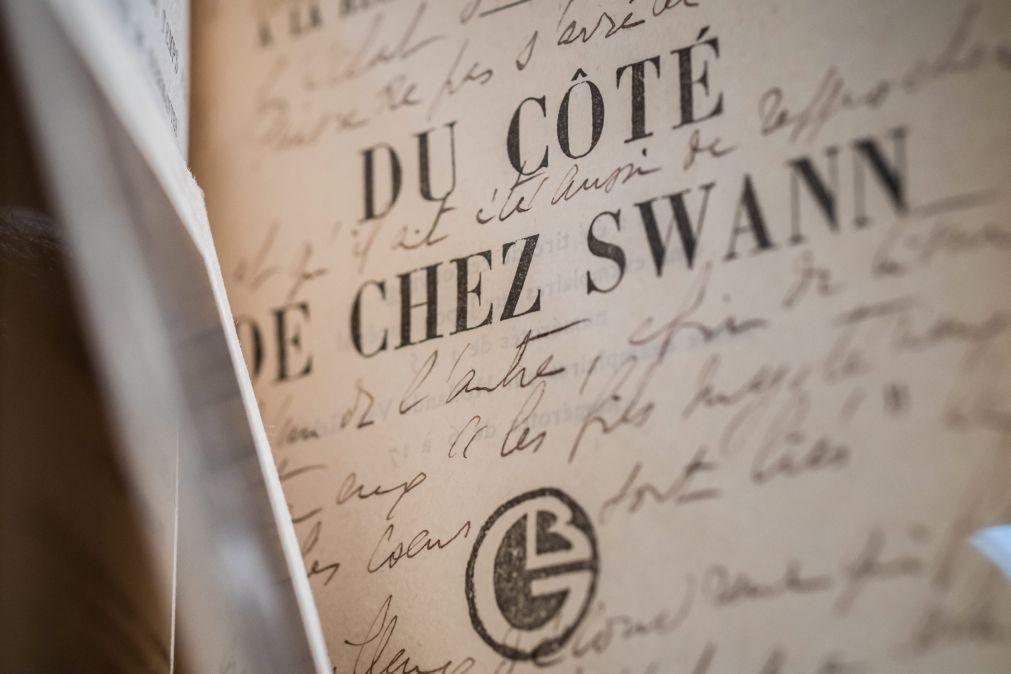 Inéditos de Marcel Proust editados em França em 18 de março