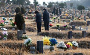 Covid-19: Pandemia já matou pelo menos 2,4 milhões pessoas em todo o mundo
