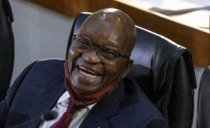 Comissão contra corrupção na África do Sul pede prisão de ex-presidente Zuma