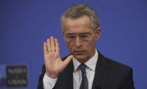 Stoltenberg irá apresentar propostas para projetar futuro da NATO a ministros da Defesa