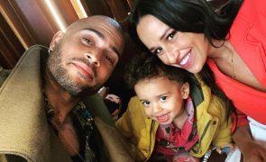Filho de Rita Pereira tem reação impagável ao corte de cabelo radical da atriz