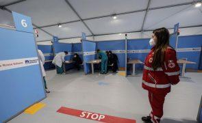 Covid-19: Itália regista 7.351 novos casos e 258 mortes nas últimas 24 horas