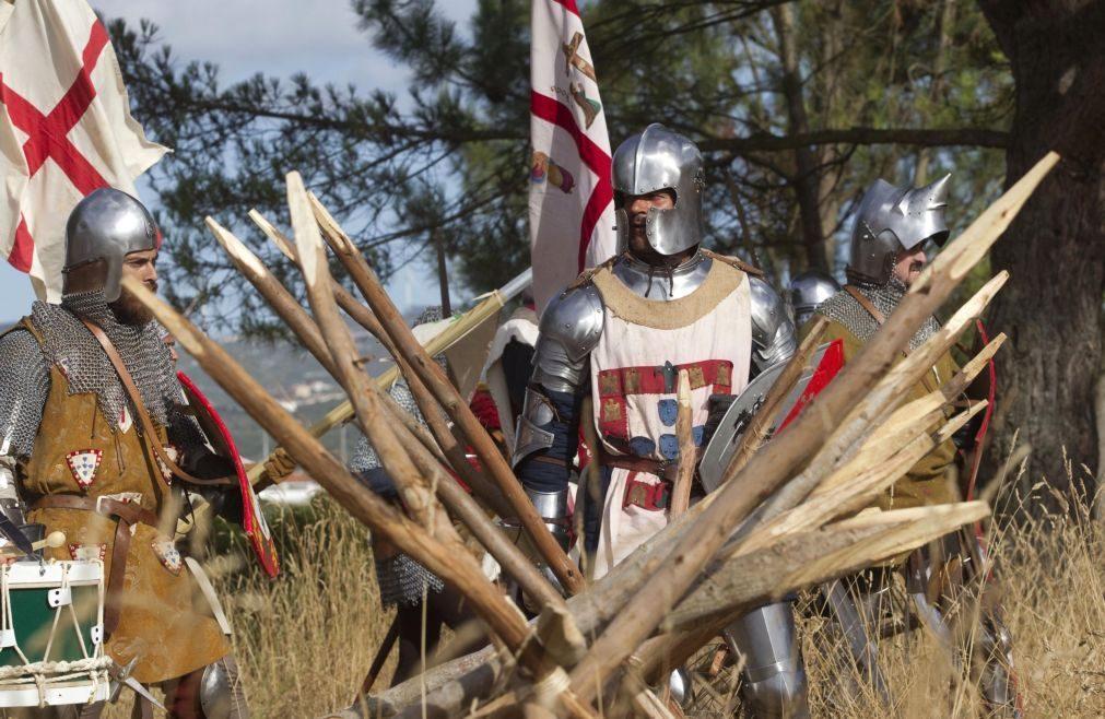 Rede cultural inspirada na Batalha de Aljubarrota apoiada com 280 mil euros