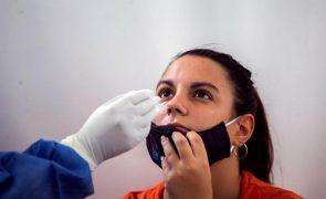 Covid-19: Madeira regista 72 novos casos e um total de 1.595 infeções ativas