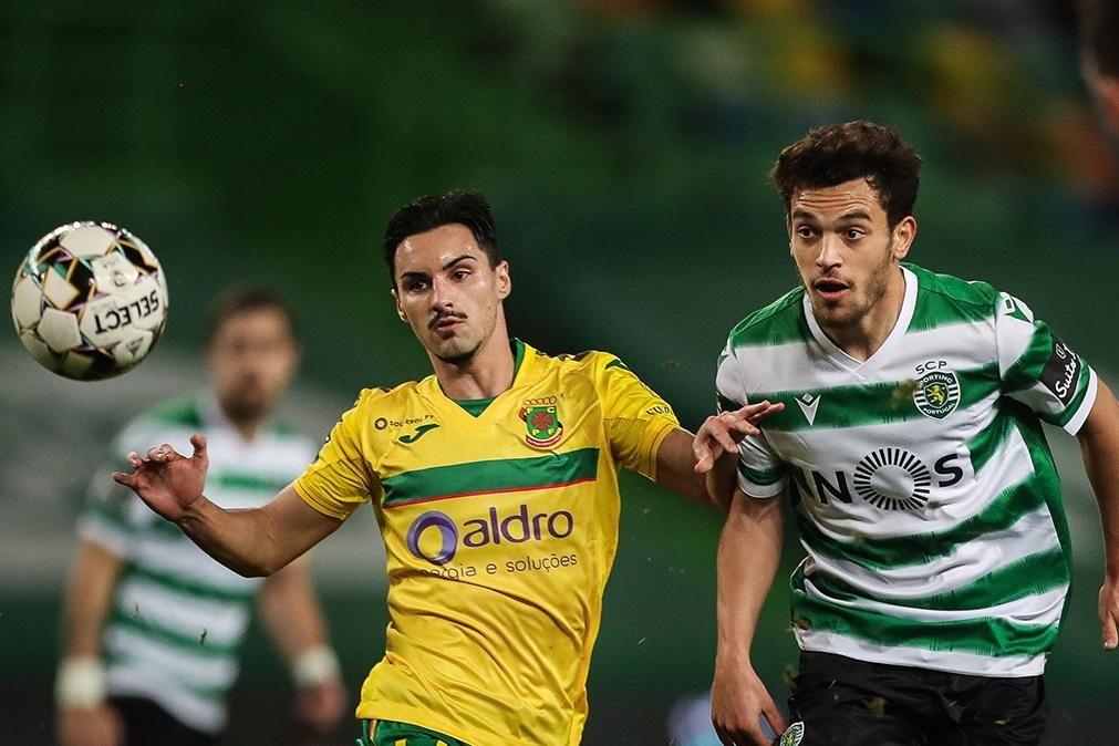 Sporting vence Paços de Ferreira e fica ainda mais isolado na Liga NOS [vídeo]