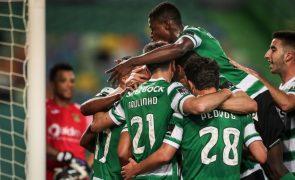 Veja o resumo alargado do Sporting-Paços de Ferreira [vídeo]