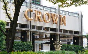 Austrália nega licença de jogo à Crown Resorts por ligações ao crime organizado
