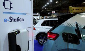Plataforma hoje lançada ajuda na compra de automóveis elétricos