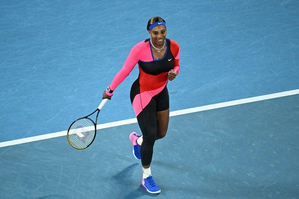 Open da Austrália: Serena bate Halep e defronta Osaka nas meias-finais