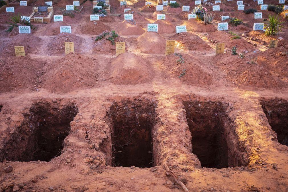 Covid-19: África com mais 435 mortos nas últimas 24 horas totaliza 3.759.166 casos