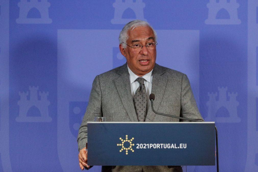 UE/Presidência: Costa defende estratégia de desenvolvimento contra terrorismo no Sahel