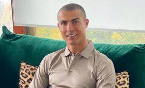 Cristiano Ronaldo abre novo negócio em Portugal