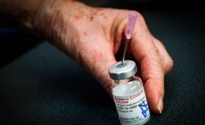 Covid-19: Moderna reduz entrega de vacinas em fevereiro