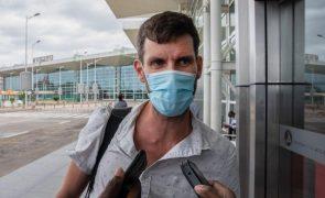 Jornalista britânico Tom Bowker foi hoje expulso de Moçambique