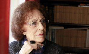 Carmen Dolores De Ruy de Carvalho a Eunice Muñoz. Famosos reagem à morte da atriz