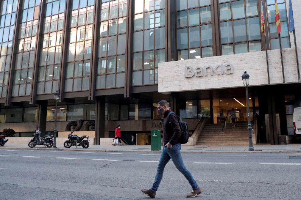 Governo espanhol prorroga prazo para privatizar Bankia até final de 2023