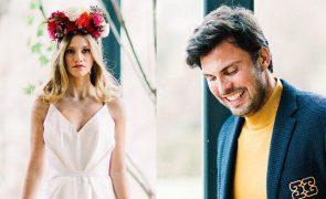 Gio Rodrigues apresenta nova coleção de vestidos de noiva em desfile digital