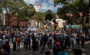 329 pessoas estão presas na Venezuela por motivos políticos