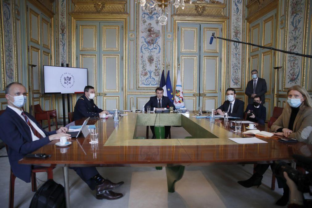França, UE e grupo G5 Sahel reafirmaram compromisso na luta contra terrorismo no Sahel