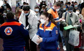 Covid-19: França com menos de 20 mil infeções diárias pelo terceiro dia