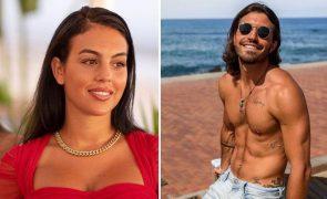 Ex-namorado de Georgina conta como reagiu à relação com Ronaldo