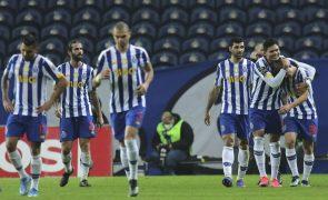 LC: FC Porto tenta recuperar 'fulgor' na receção à Juventus
