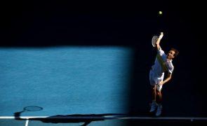 Open da Austrália: Medvedev vence Rublev e qualifica-se para as meias-finais