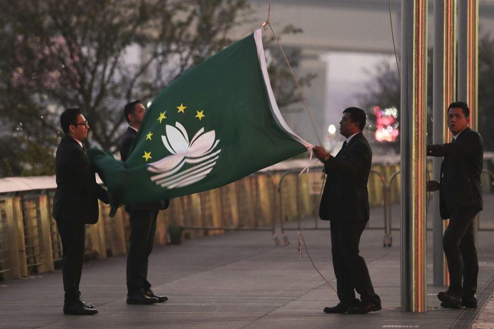 Economia e emprego dominam contactos do chefe do Executivo de Macau com população