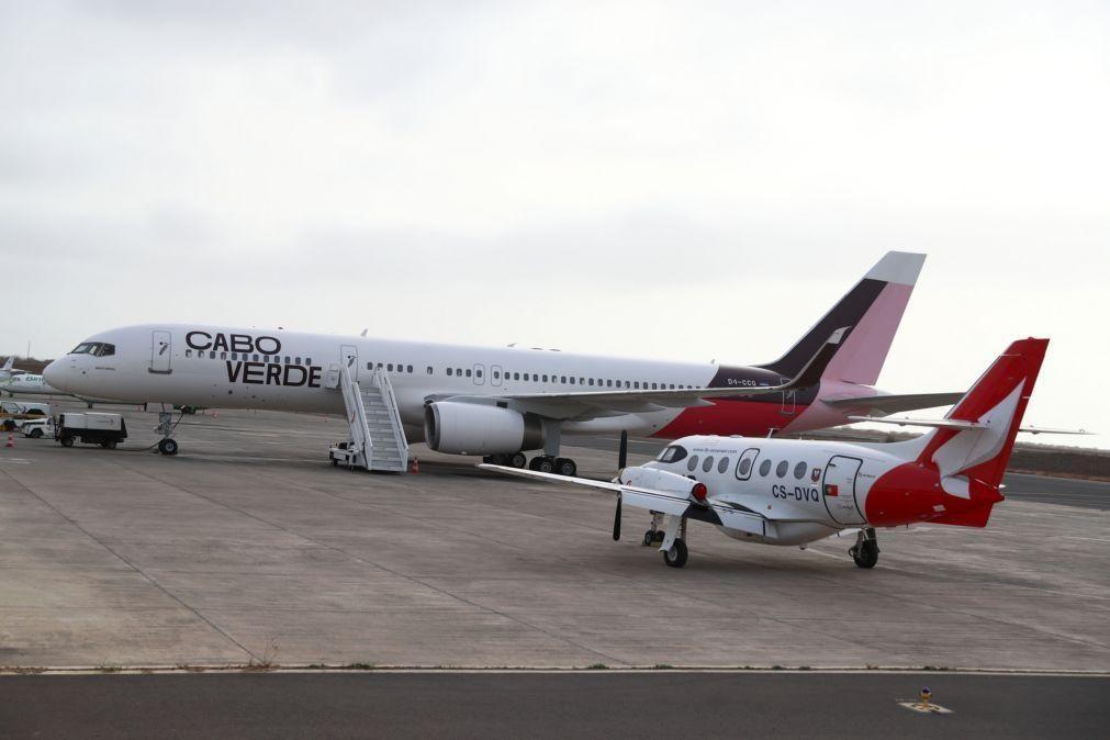 Covid-19: Tráfego aéreo internacional controlado por Cabo Verde caiu quase 60% em 2020