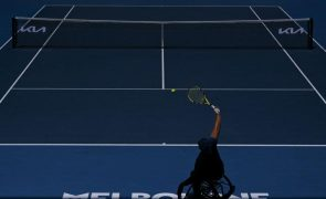 Open da Austrália volta a ter público nas meias-finais