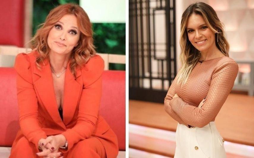 Diana Chaves e Cristina Ferreira Apanhadas com o mesmo look. Veja as imagens