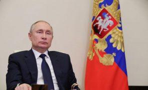 Putin apela à defesa das eleições legislativas russas contra a