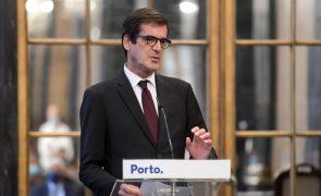 CDS reitera apoio a eventual recandidatura de Rui Moreira à Câmara do Porto