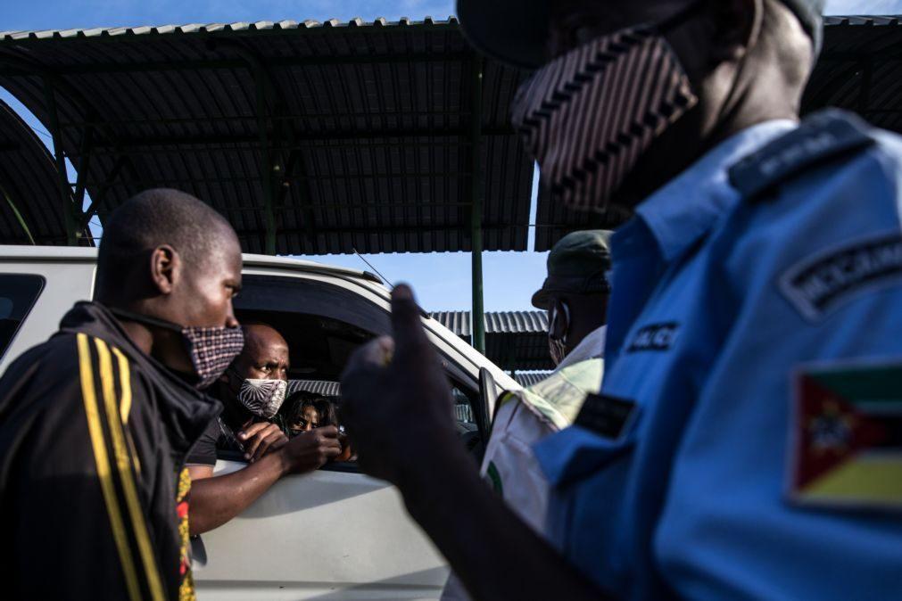 Advogados moçambicanos denunciam detenções abusivas da polícia