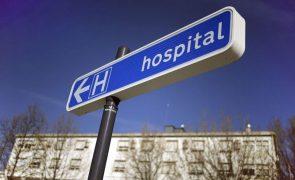 Covid-19: Internamentos continuam em queda nos hospitais do Centro