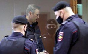 Tribunal Europeu Direitos Humanos ordena libertação de Alexei Navalny