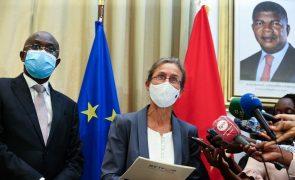 Angola e União Europeia destacam aposta na formação profissional para reduzir desemprego