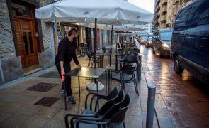 Covid-19: Espanha com mais 10.829 e 337 mortes nas últimas 24 horas