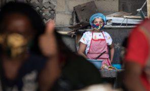 Covid-19: Moçambique regista mais 10 mortes e 829 novos casos
