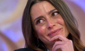 Patrícia Tavares em lágrimas por sentimento de culpa em relação ao irmão