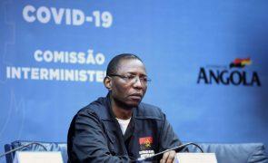 Covid-19: Angola notifica mais 11 infeções e duas mortes