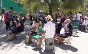 Covid-19: México regista 1.075 mortos em 24 horas