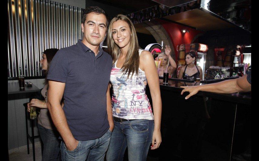Telmo Ferreira -do Big Brother- no meio do fogo
